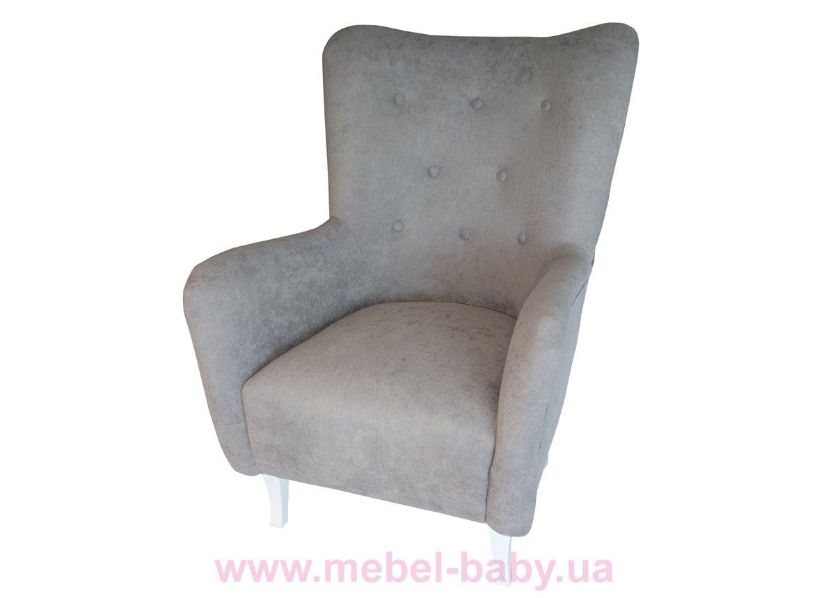 969_Кресло Fashion Meblik серый