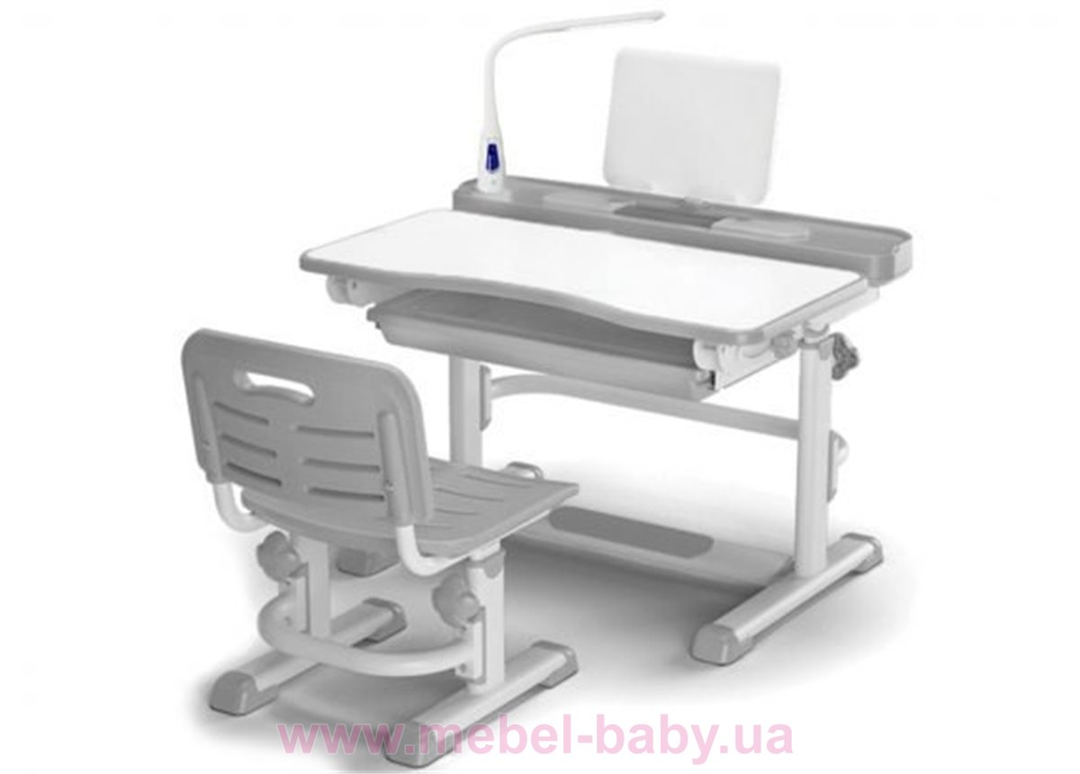 Комплект Evo-kids BD-04 New Grey (с лампой)
