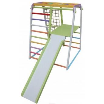 Детский комплекс складной Масяня с платформой для горки cосна Ирель