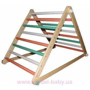 Детский комплекс Треугольник Пиклера  сосна Ирель