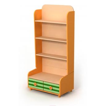 Книжный шкаф Bs-04-3
