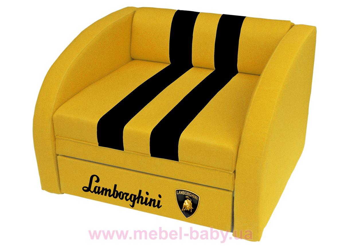 Кресло-диван SMART SM 003 102 Viorina-Deko желтый