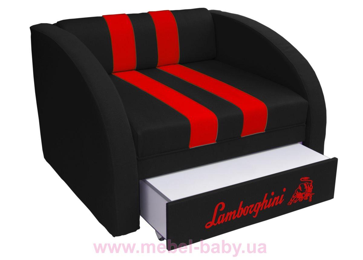 Кресло-диван SMART SM 004 102 Viorina-Deko чёрный