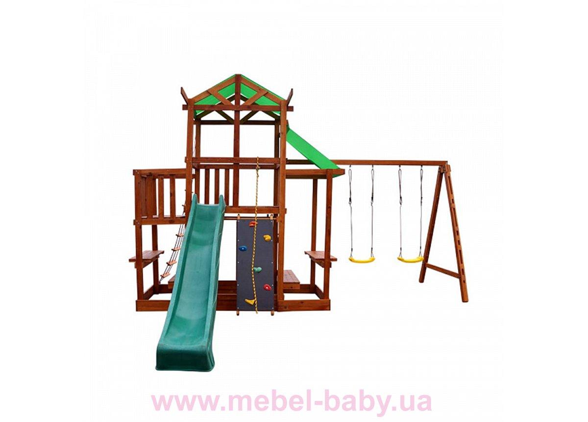 Детский игровой комплекс для дачи 3  Sportbaby