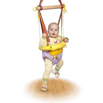 Прыгунки с обручем Sportbaby