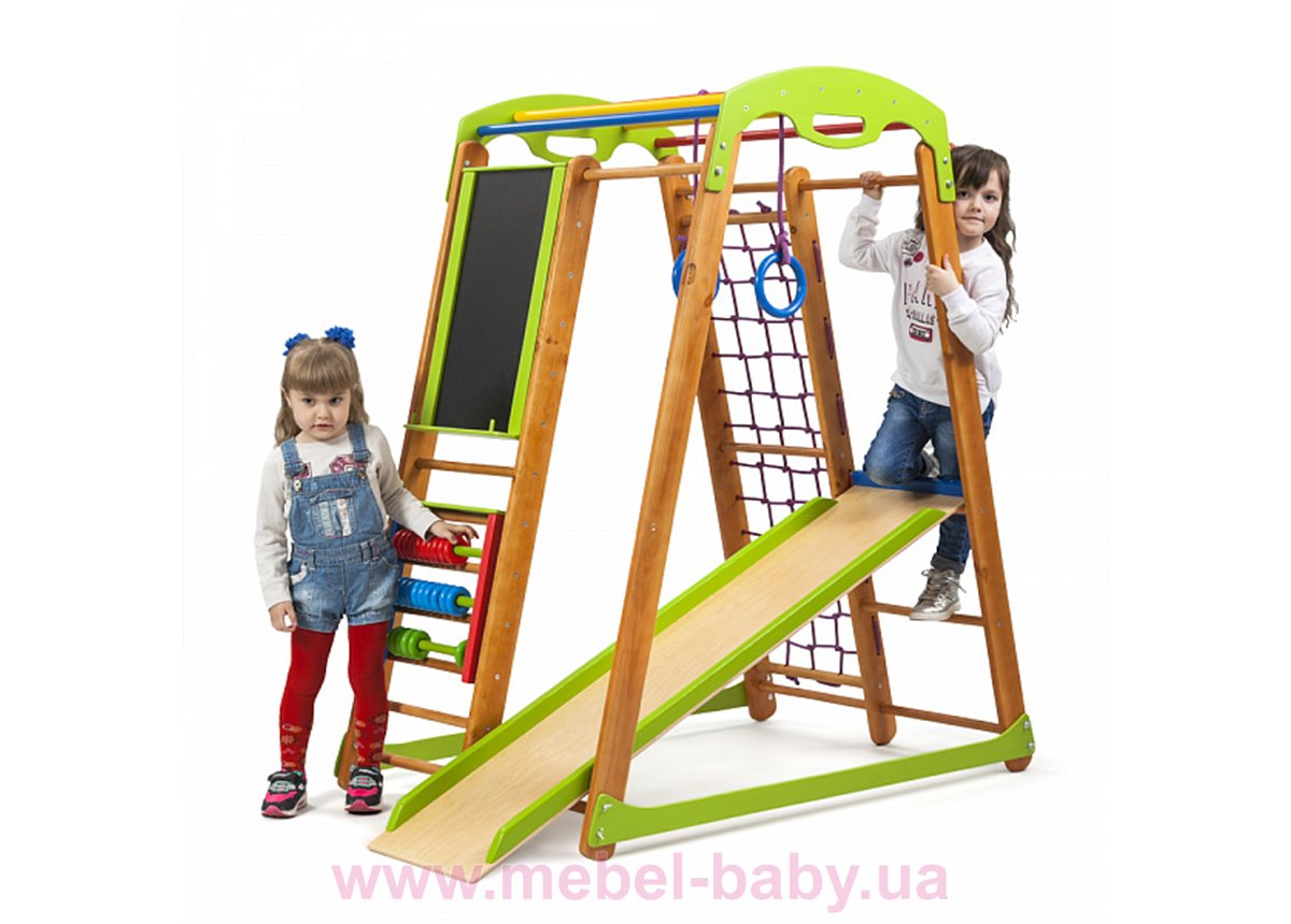 Детский спортивный уголок -  «Кроха - 2» SportBaby