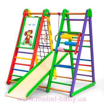 Детский спортивный уголок «Эверест» SportBaby