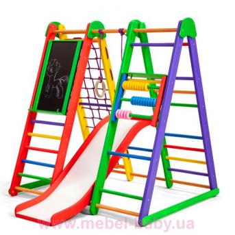 Детский спортивный уголок «Эверест-2» SportBaby