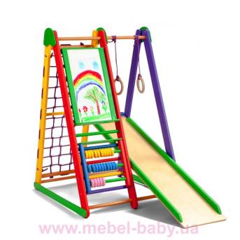 Детский спортивный уголок для дома  «Kind-Start»  SportBaby