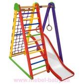 Детский спортивный уголок для дома  «Kind-Start-4» SportBaby