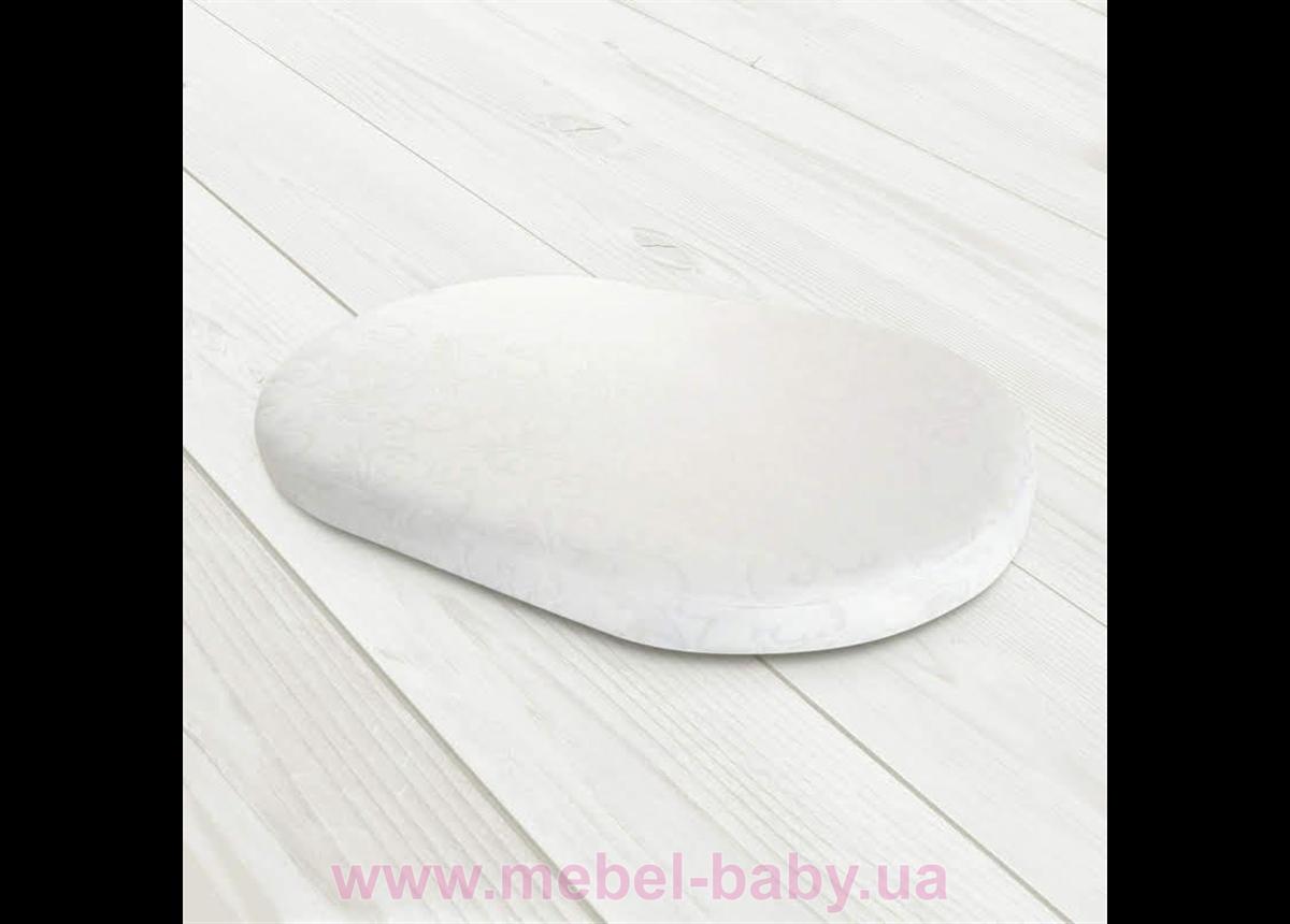 Матрас детский  BabySleep OVAL «Eco BiCocos » (чехол трикотаж) VIALL 122*71*6