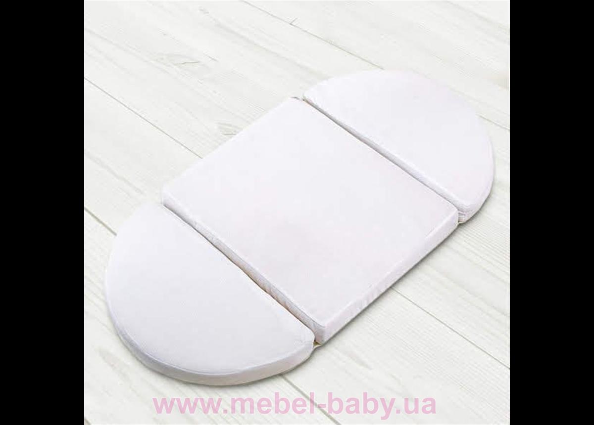 Матрас детский BabySleep TRANSFORMER «Eco BiCocos » 3в1 (чехол трикотаж) VIALL 122*71*6