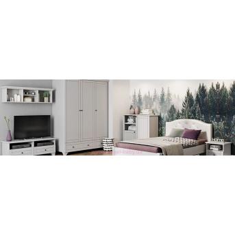 Детская комната Simple Grey Meblik серый