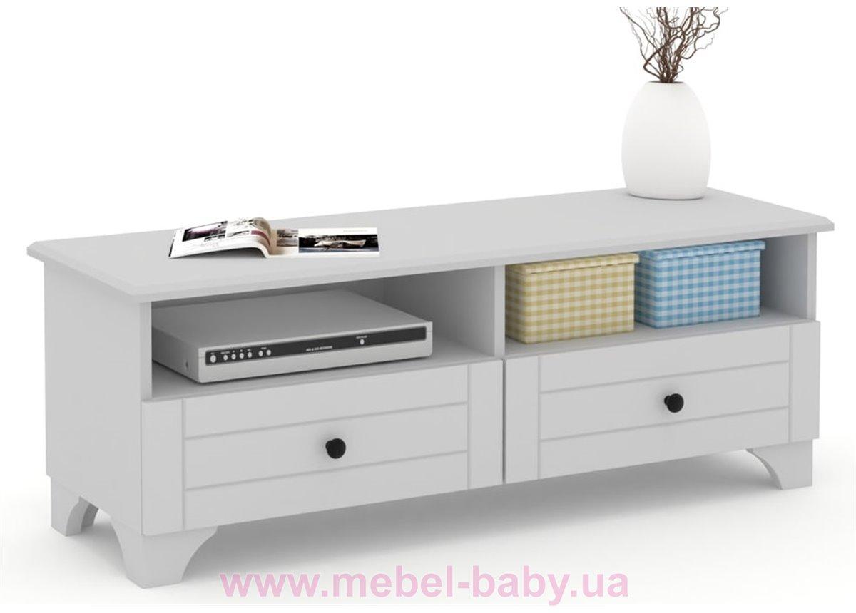 525_Тумба 1240 Simple Meblik серый