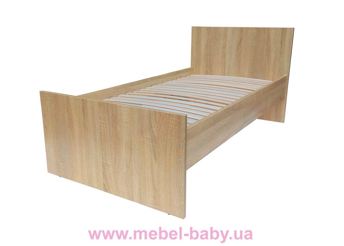 Кровать EKO  70х140 Viorina-Deko дуб сонома
