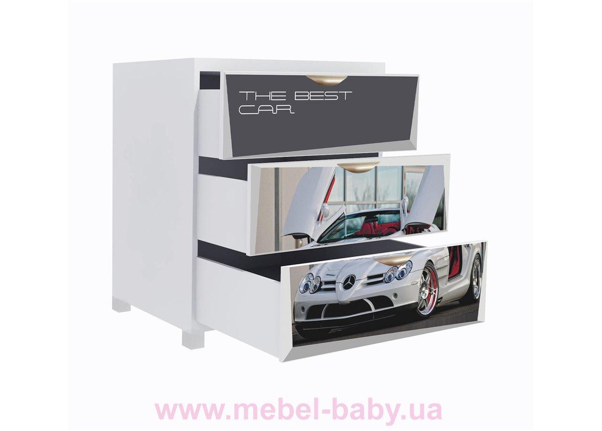 Комод А1 Mercedes фасады ДСП 90x80x50 MebelKon