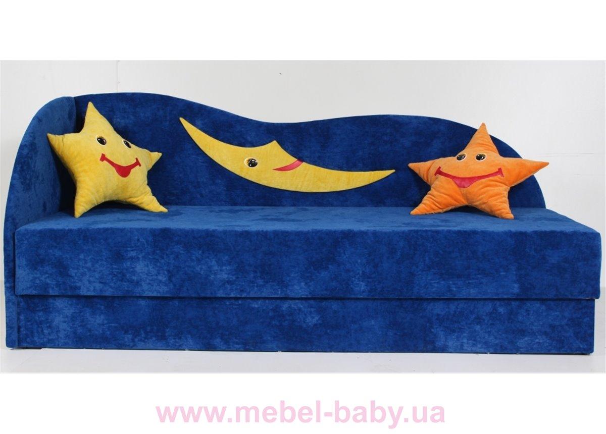 Детский диван Сплюх 80х190 Орбита
