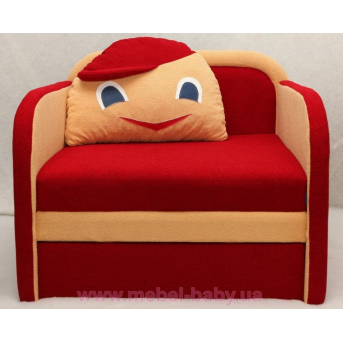 Детский диван Капитошка 85х100 Орбита