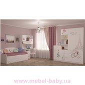 Детская комната Париж MebelKon