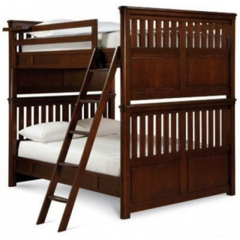 Двухъярусная кровать-трансформер Модерн Дервета 120x190