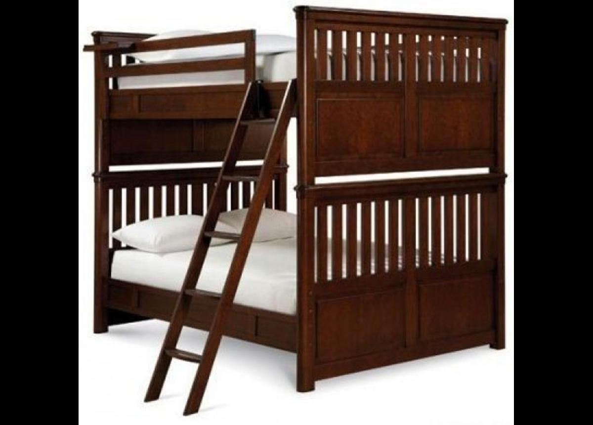 Двухъярусная кровать-трансформер Модерн Дервета 190x120