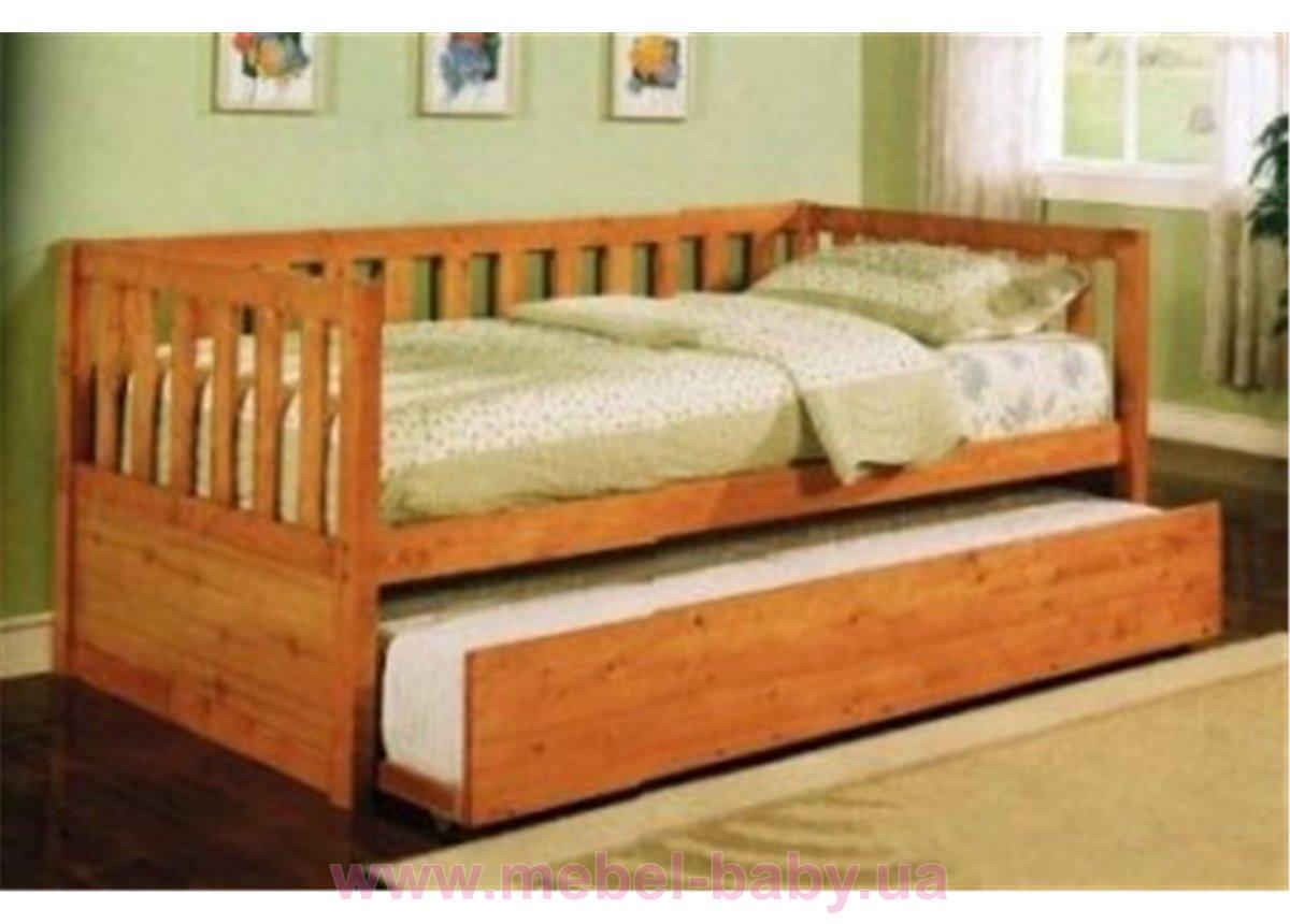 Односпальная кровать Сакура Дервета 190x80