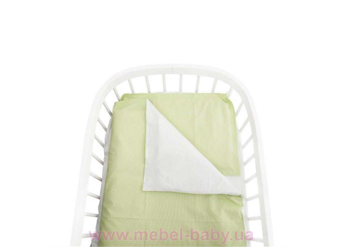 Сменный комплект постельного белья Tweeto салатовый