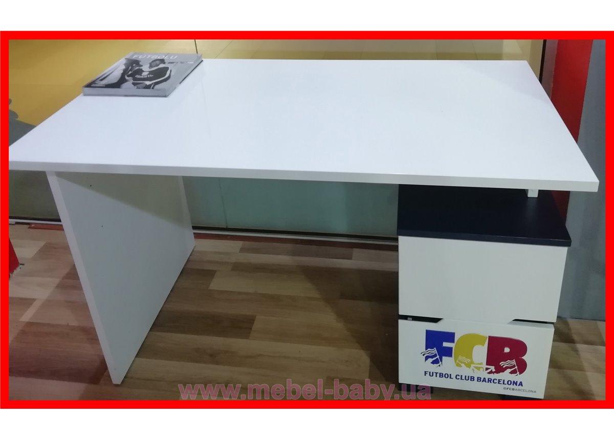 Распродажа 256_Письменный стол YO 140 miСерия X White