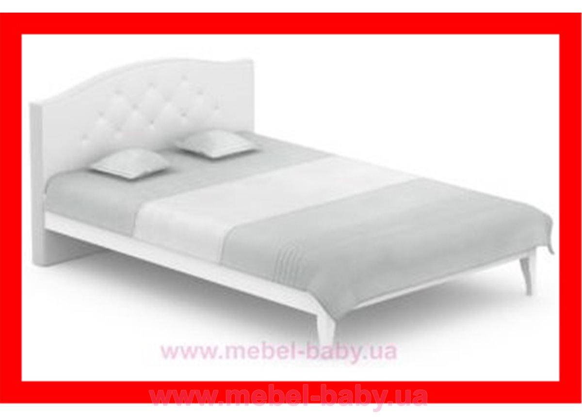 Распродажа 508_Кровать RE Crystal Meblik 120x200 белый