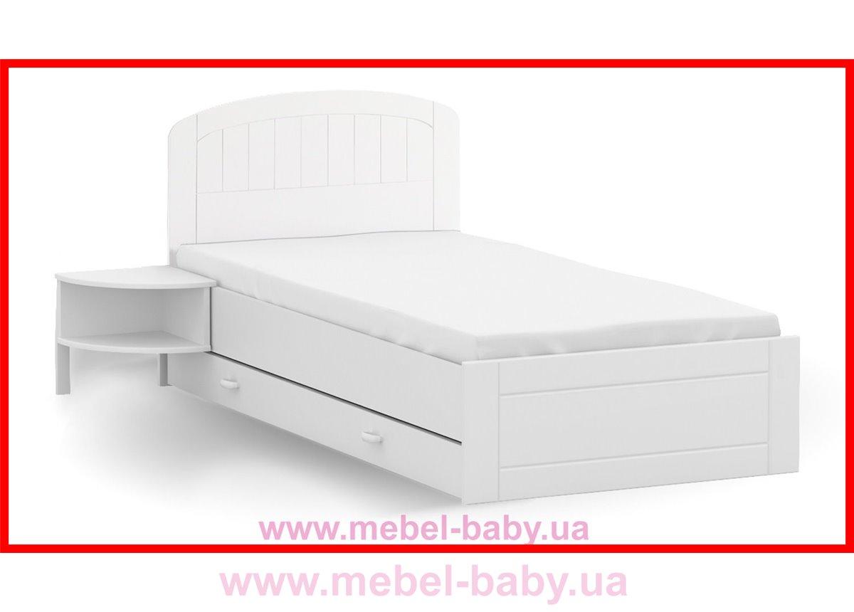 Распродажа 175_Кровать 90х170 Meblik Серия Nordic