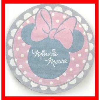 Распродажа 912_Ковер Minnie mouse розовый
