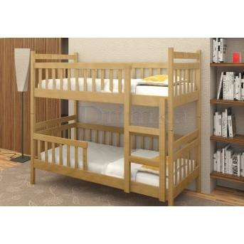 Двухъярусная кровать Том и Джерри Дримка 90x190 Дерево