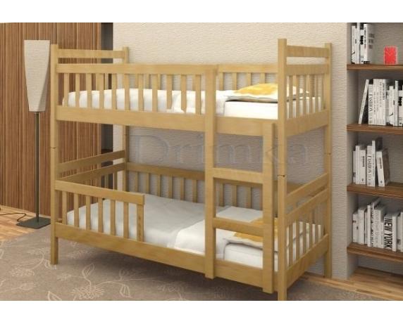 Двухъярусная кровать Том и Джерри Дримка 90x200 Дерево