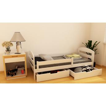 Кровать-диванчик Винни (масcив) Луна 80x200