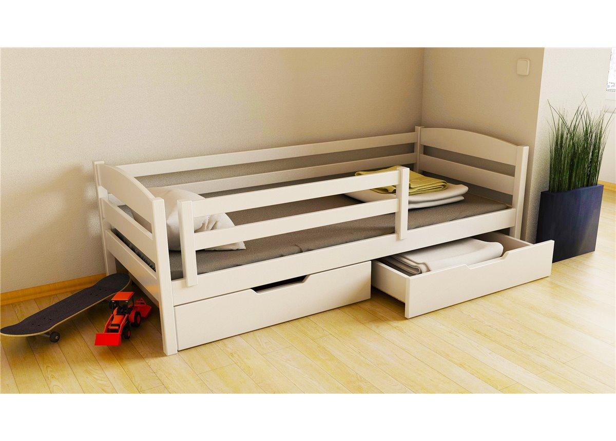 Кровать-диванчик Хюго (масcив) Луна 90x200
