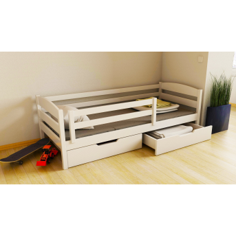 Кровать-диванчик Хюго (масcив) Луна 90x190