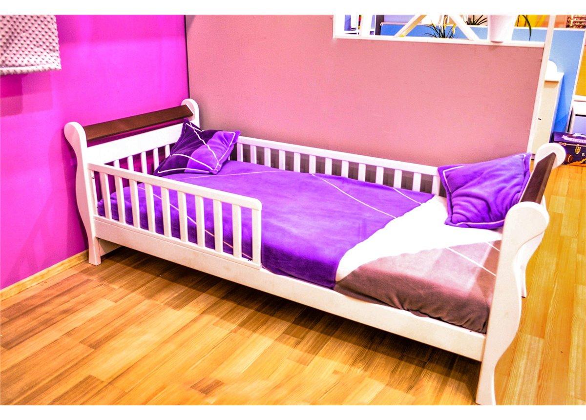 Кровать-диванчик Dream Fmebel MB 70х160 Темный орех