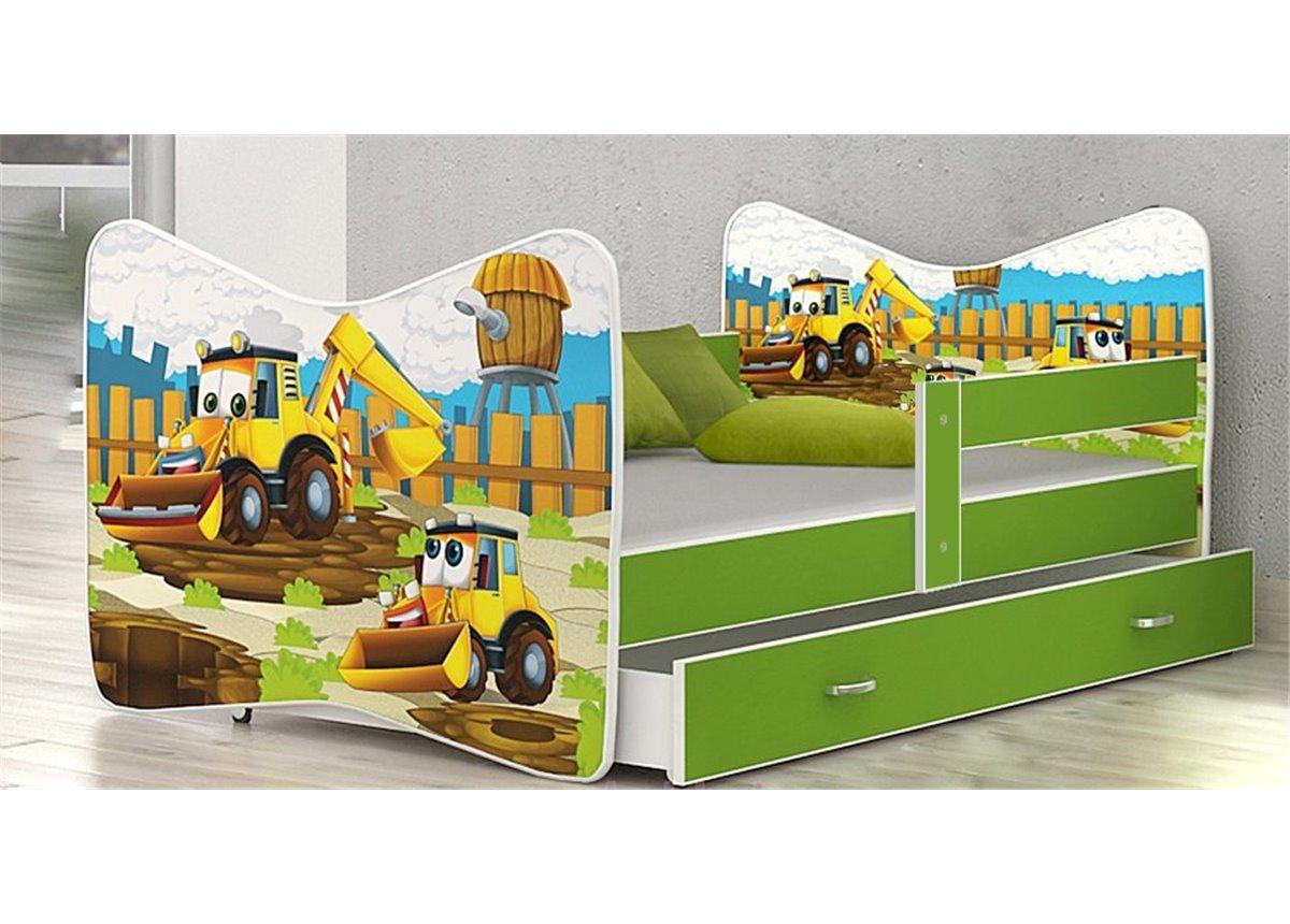 Кровать TOMI с ящиком Fmebel KA