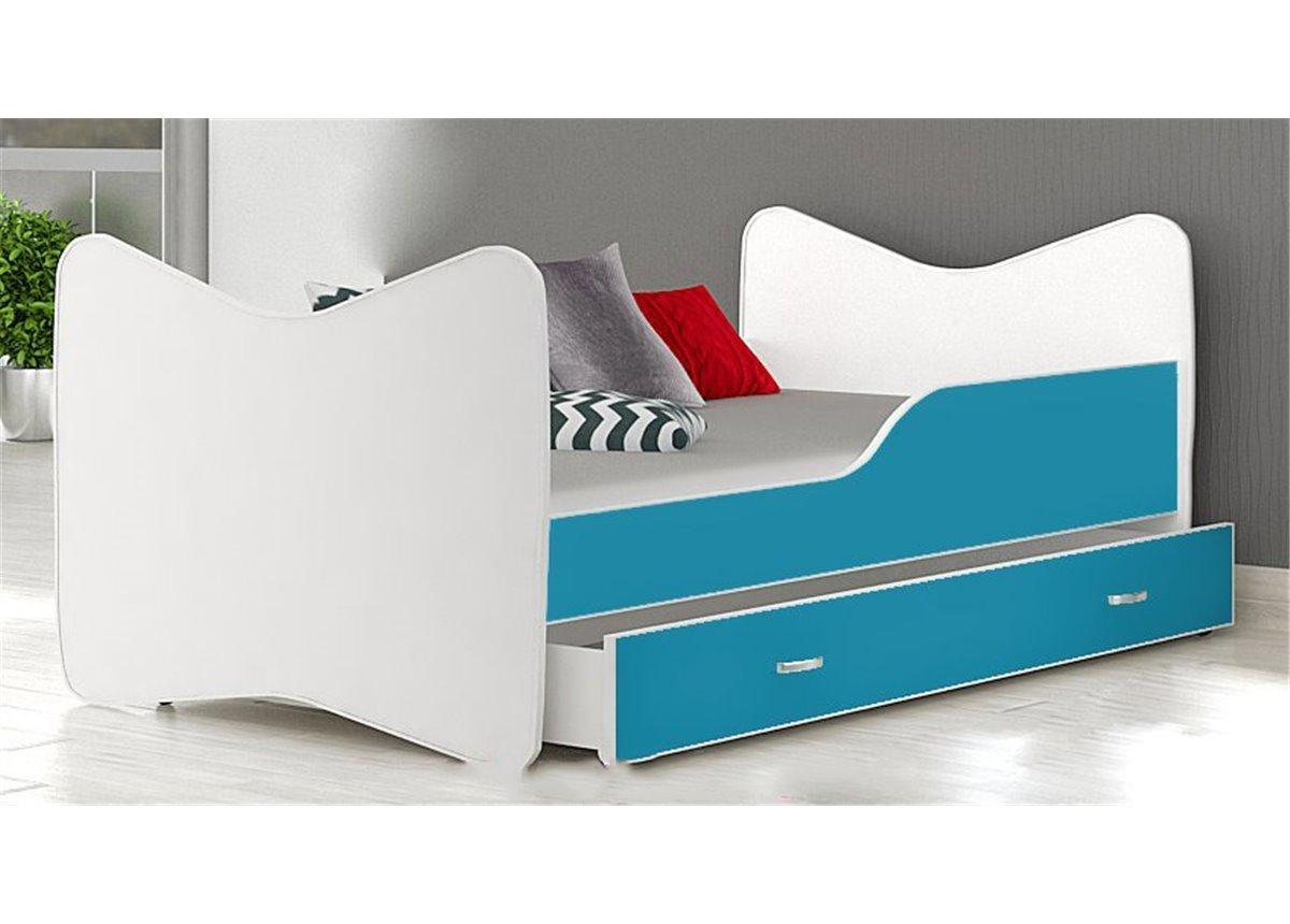 Кровать KEVIN SZ с ящиком Fmebel KA