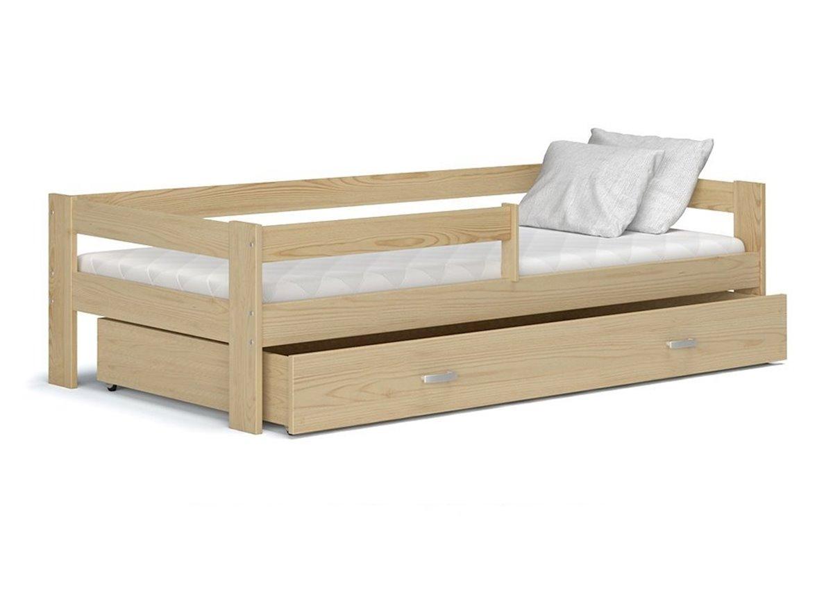 Кровать HUGO с ящиком Fmebel KA