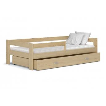Кровать HUGO MDF с ящиком Fmebel KA