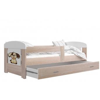 Кровать FILIP SZ с ящиком Fmebel KA