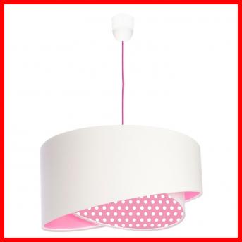 Распродажа 965_Подвесная лампа Серия Tulip Pink