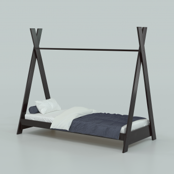 Кровать-вигвам Индиано Луна 80x160