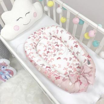 Кокон Baby Design Бабочки Маленькая Соня 65x30