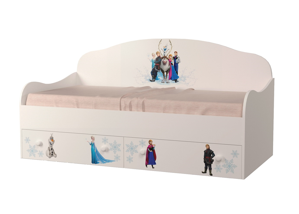 """Кровать-диванчик """"Холодное сердце"""" MebelKon 80x160"""