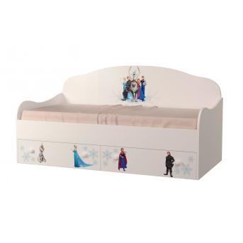 """Кровать-диванчик """"Холодное сердце"""" MebelKon 80x170"""
