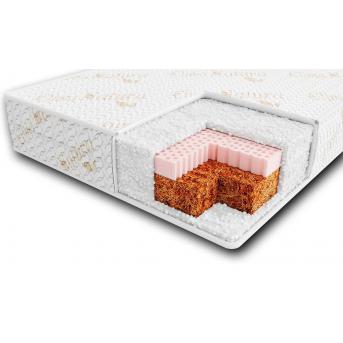 Матрас Veres Latex+Memory Organic 120х60х10