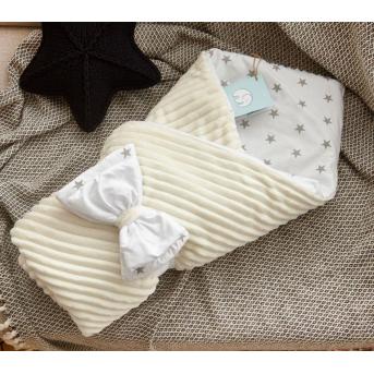 Конверт-одеяло плюш Stripes Добрый Сон