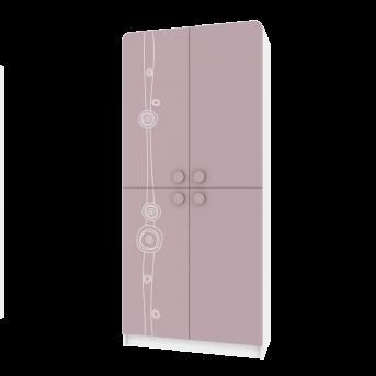 Шкаф TR-P-002/3 Rose Эдисан